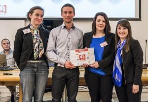 Lauréat n°2 : ECO-DROP (CEPE Angoulême)