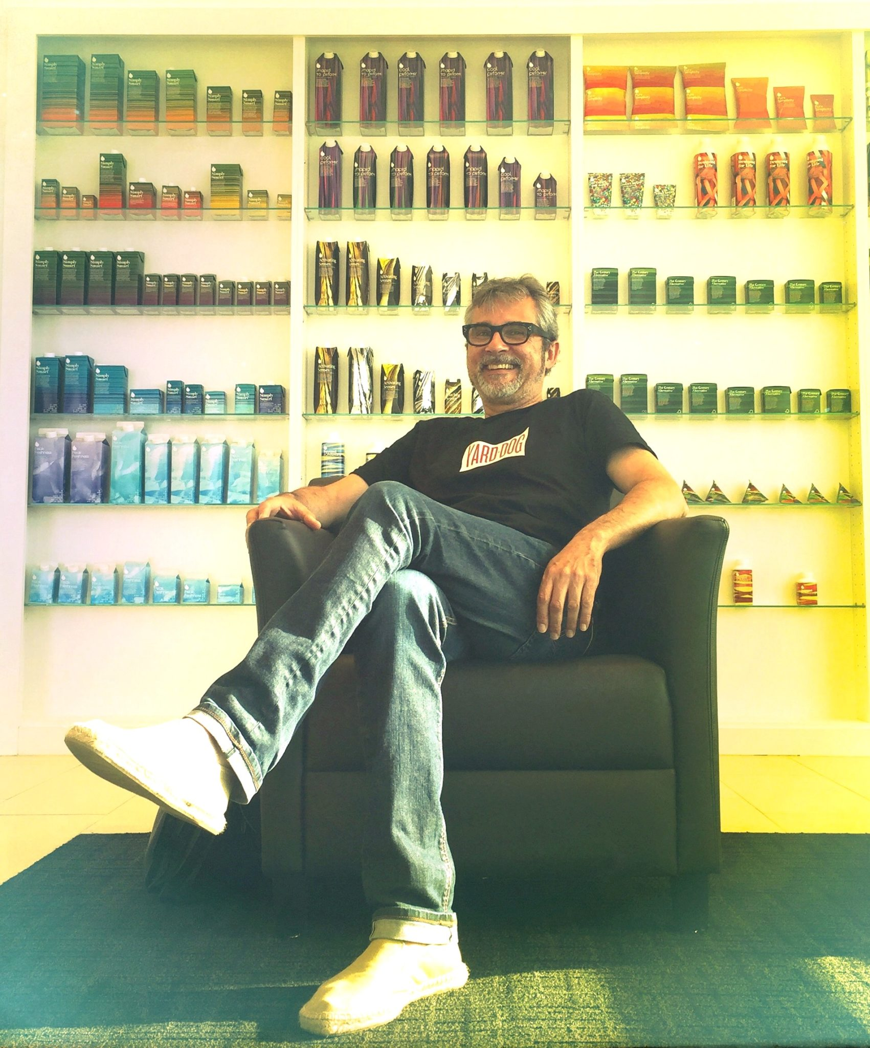 Interview with Fabrice PELTIER, Designer and Chairman of the INDP (French National Institute of Design Packaging)