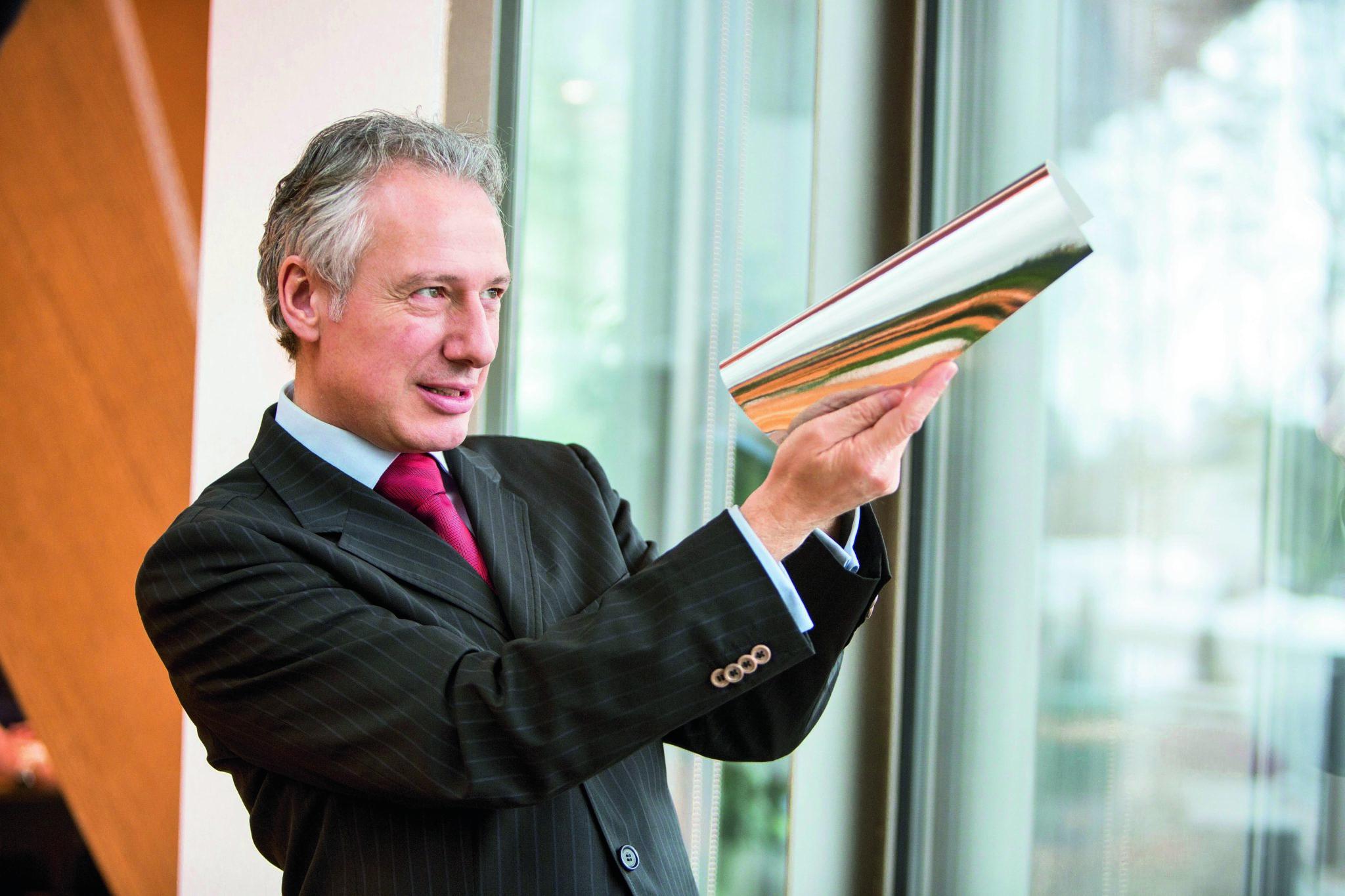Interview de Christophe Baudry – Sales Director Brand Owners chez METSÄ BOARD