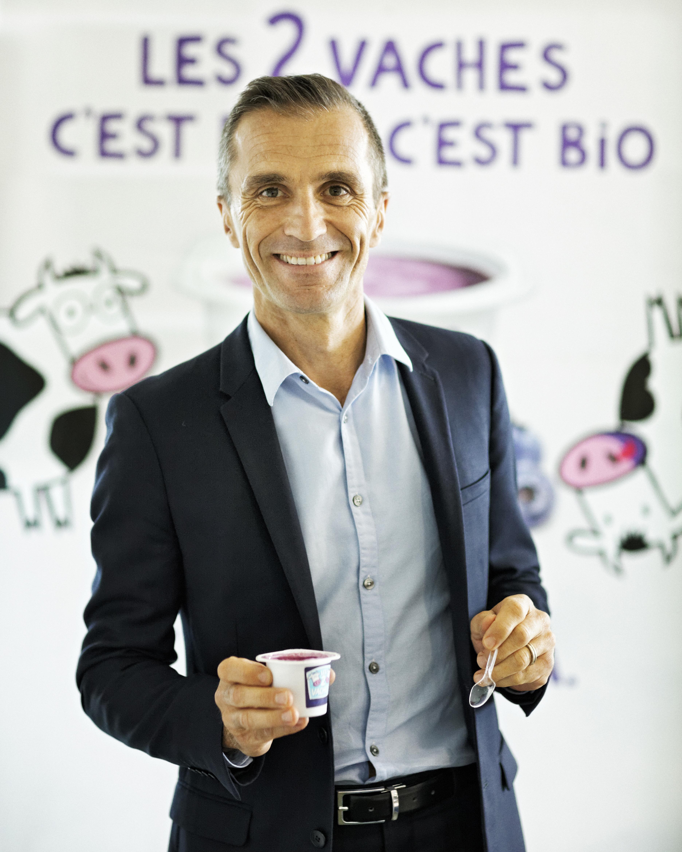 Interview de Christophe AUDOUIN - Directeur général, les Prés rient Bio